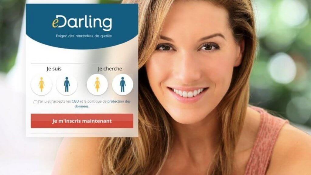 edarling home page