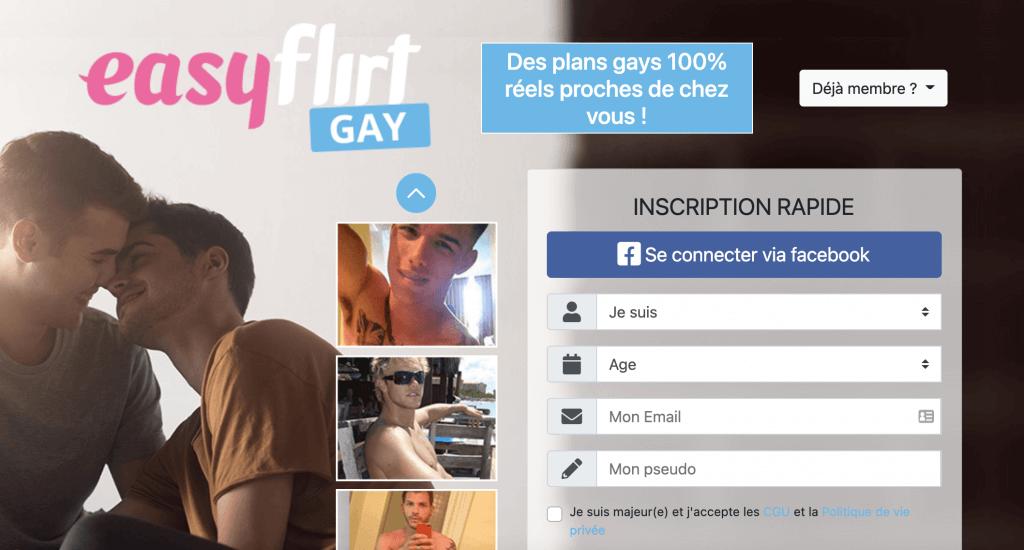easyflirt rencontre gay