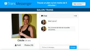 trans messenger avis