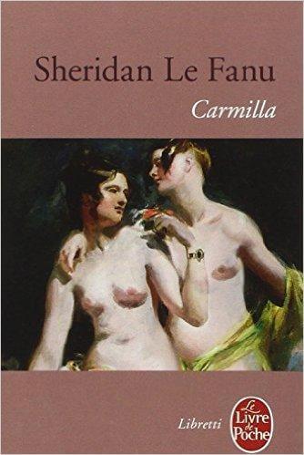 Carmilla roman lesbien